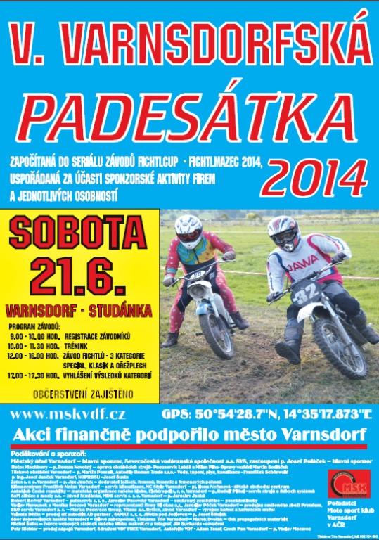 padesátka2014